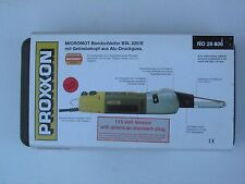 Proxxon Micromot BSL 220/E Belt Sander