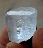 115 Carats Beautiful Lustrous and Translucent Aquamarine Crystal Specimen