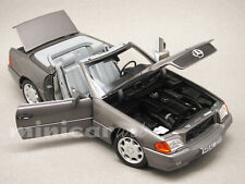 MERCEDES 500 SL R129, voiture miniature 1/18e NOREV 183715