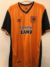 Hull City Shirt 2015/16 Size Extra Large Umbro Excellent Condition