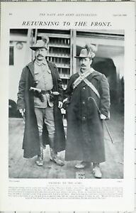 1902 PRINT VETERAN IMPERIAL YEOMEN BACK TO SOUTH AFRICA