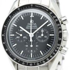 Polished OMEGA Speedmaster Professional Steel Moon Watch 3570.50 BF315768