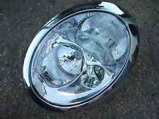 BMW MINI Left Hand N/S Head Light  Part No. 63126911701