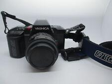 Yashica 200-AF 35mm Camera With 1:3.3-4.5 Lens Vintage Made In Japan