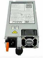 Power Supply for Dell 750W 80 Plus Platinum PowerEdge & PowerVault Systems