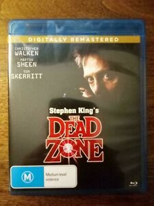 The Dead Zone (1983) Blu-ray, Region B