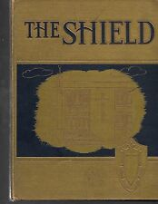 "1951 Heelan High School ""The Shield""  Sioux City Iowa Student Yearbook Annual"