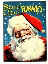 Four Color #91    Santa Claus Funnies     Walt Kelly Art