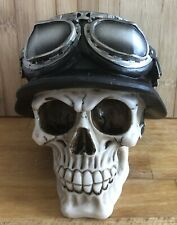 Latex Mould for making this Lovely Biker Skull