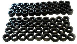 10 VITESSE true rubber  tires for Formula 1 cars - 1/24 scale -10