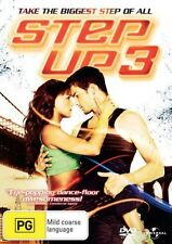 STEP UP 3 : NEW DVD