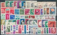 DDR,Jahrgang 1961, Michel 64€, pracht