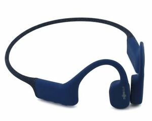 Aftershokz XTRAINERZ IP68 Waterproof Bone Conduction Swim MP3 Headphones Blue
