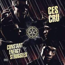 Ces Cru - Constant Energy Struggles [New CD] Explicit