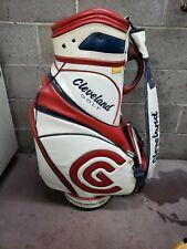 Vintage Cleveland Golf Bag