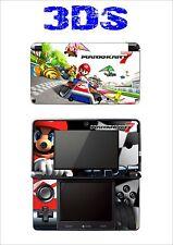 SKIN STICKER AUTOCOLLANT DECO POUR NINTENDO 3DS REF 74 MARIO KART 7