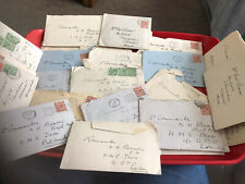 New listingCollection Of Letters 1930s From Lt Commanders N Beaver Rn Ship Doon To Wife