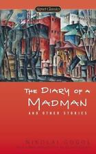 The Diary of a Madman and Other Stories-ExLibrary