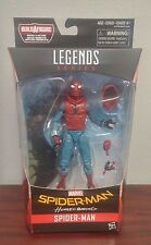 NEW Marvel Legends SPIDER-MAN Homecoming Homemade Suit (Vulture BAF)