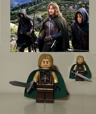 figurine Lego Lord Of The Rings - Custom Faramir Ranger Gondor - 9470 -1 piece