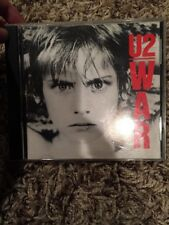 U2 War CD