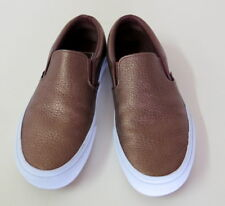 Stylish Bronze Loafers from VANS - size 7