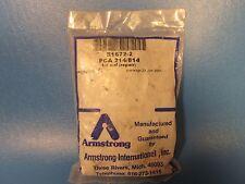 Armstrong B1672-2 Bucket Mechanism & Seat, PCA 214/814, 1/2 Orif