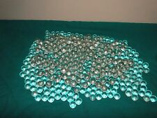 4 lbs. Round Glass Marbles Gems Wedding Craft Floral Clear Vase Filler Pebbles