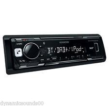 Kenwood KMM-BT502DAB Mechless DAB MP3 Aux Usb Ipod Iphone Headunit estéreo de coche