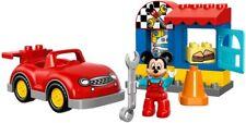 LEGO 10829 DUPLO DISNEY CLUBHOUSE , MICKEY MOUSE, CAR GARAGE, MECHANIC WORKSHOP