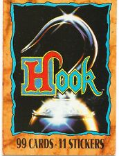 Hook Trading Cards You Pick #2 to 99  Topps 1991