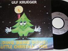 """7"""" - Ulf Krueger Little Christmas Tree & Legion rtrangere - 1990 # 4430"""