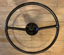 Nash Metropolitan Steering Wheel