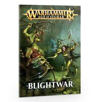 WH AoS Blightwar Campaign Rulebook w/ Rules Warscrolls Battleplans Age of Sigmar