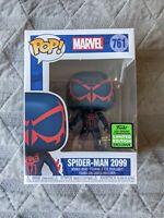 Funko POP! Marvel - Spider-Man 2099 #761 ECCC 2021 Walgrens Exclusive IN HAND