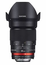 35mm Fixed/Prime Camera Lenses