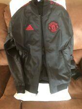 adidas manchester united Soccer Jacket Nwt Mens Size XS