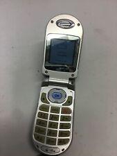 Lg Vx3200 -Blue/ Silver Verizon Cellular Flip Phone