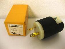 HUBBELL  L520P   2311 2P 3WIRE, 20A 125V - NEW