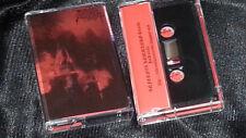 BURNING CHURCH FOREST Book II CASSETTE Aussie black noise / metal abruptum wold