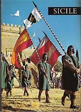 SICILE PALERME LE MONDE GREC CATANE - JACOK JOB / SILVA 1971 - LIVRE