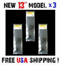 3 PACK CELL PHONE SIGNAL BOOSTER EXTERNAL QUAD BAND ANTENNA FOR HOME HOUSE CAR