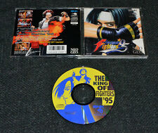 King of Fighters 95 US English • Neo Geo CD/CDZ System Console •SNK KOF95