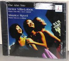 CHESKY CD-124: The Ahn Trio - Paris Rio - 1995 USA Factory SEALED