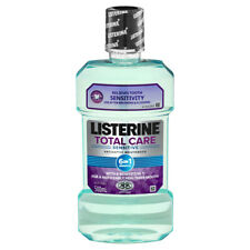 Listerine Total Care Sensitive Antiseptic Mouthwash 500ml
