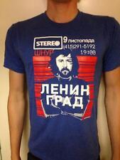 Leningrad Shnur music propaganda Russia Ukraine Belarus Blend Fashion Crew neck