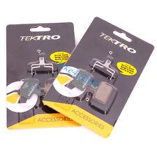 2Pr Tektro Bike E10.11 Disc Brake Pads fit Shimano Deore,M575,M515,Orion SL