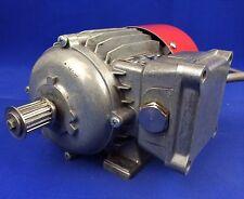 WEG OD 734 TD1/546 D-MOTOR 0.37kW 230/400V 1.75/1.0A IP54