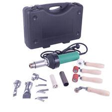 1600w Hot Air Welding gun Vinyl Floor Hot Air Welding Kit PVC Plastic Welder Gun