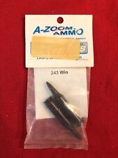 A-ZOOM 243 Win Precision Snap Caps (2 Pack)